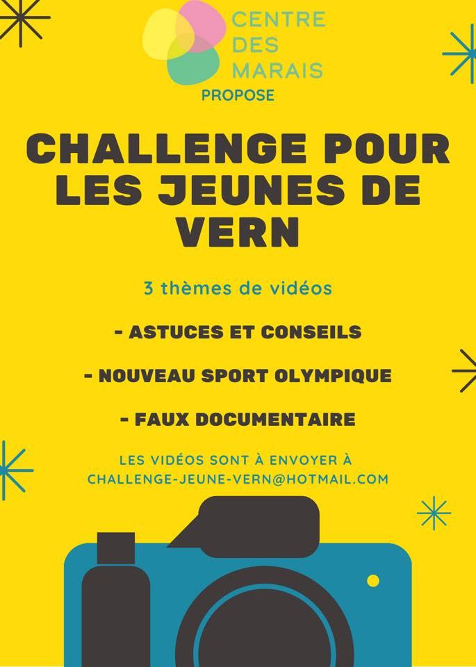 Challenge jeunes Vern